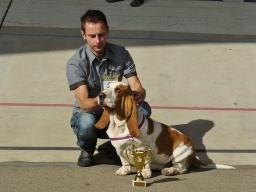 Perla Lady Barnett´s - Winner class - Excellent 1, CAC, CAC ČMKU, National winner, BOB
